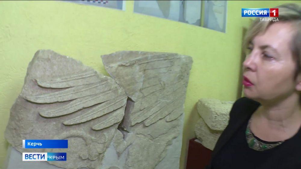 В керченском Лапидарии пройдёт выставка уникальных артефактов времён Великой Отечественной войны