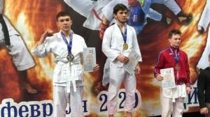 Крымчане взяли 7 медалей на Всероссийских соревнованиях по всестилевому каратэ