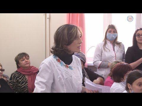 Правительство Севастополя разберется в ситуации с зарплатами медиков 5-й горбольницы (СЮЖЕТ)