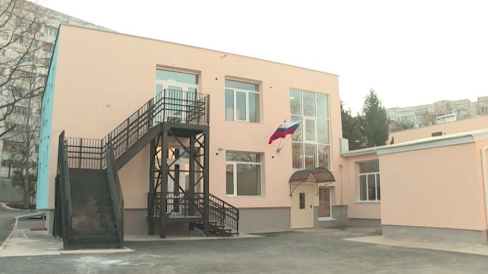 Обновленный корпус детского сада на ул. Хрусталева примет 240 малышей