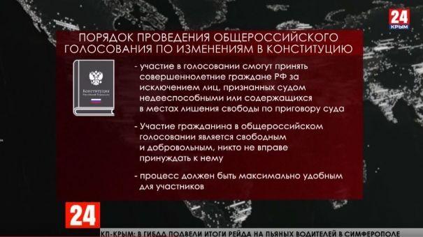 В Госдуме поддержали поправки о проведении голосования по изменениям в Конституции