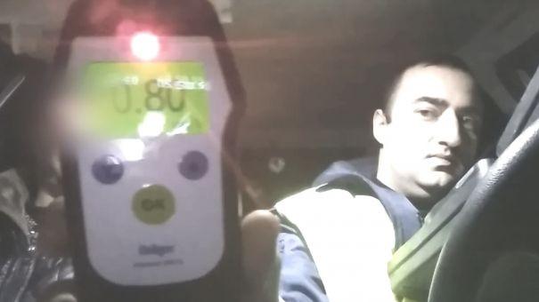 Крымчанин может лишиться водительских прав за регулярную нетрезвую езду