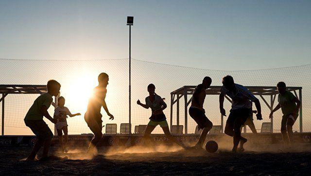 Крымчане обратились в УЕФА из-за ущемления детского футбола