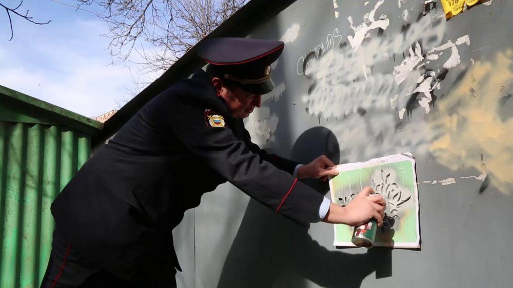 Антинаркотическая акция прошла в Симферополе