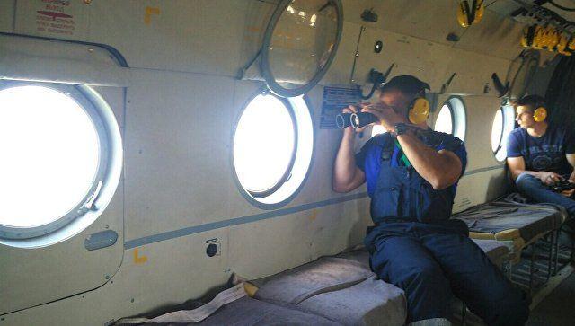 Подростков, унесенных в море в Сочи, ищут 260 человек