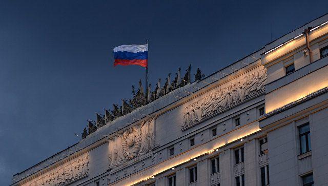 В Минобороны РФ рассказали подробности инцидента в Идлибе