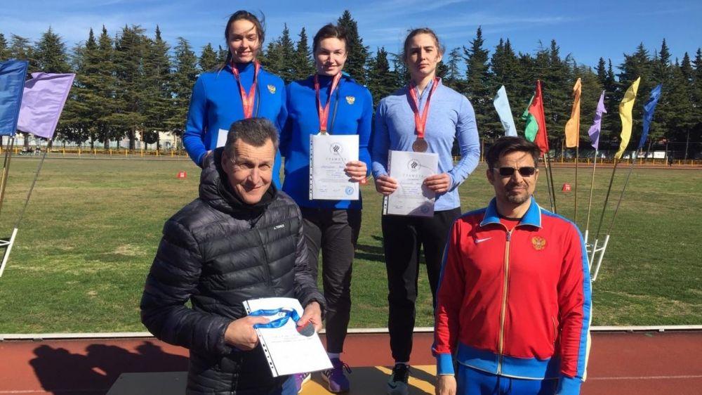 Ялтинка Вера Маркарян (Ребрик) победила в Командном Чемпионате России