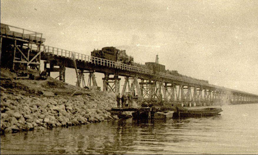 Как выглядел первый Керченский мост? В Крыму показали засекреченные фотографии