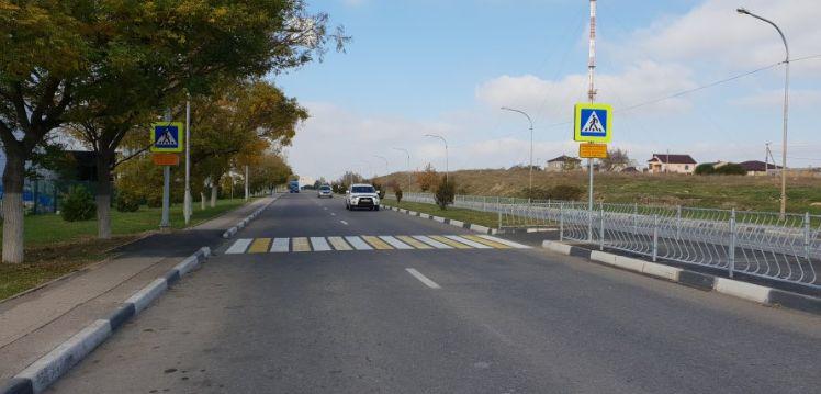 «Нехорошая «зебра». В ДТП на улице Мельника в Севастополе пострадала девочка-пешеход