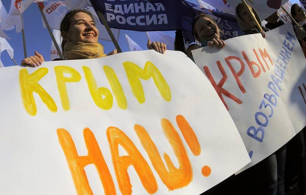 В Крыму дали старт Флешмобу #крымроссия2020 в Instagram