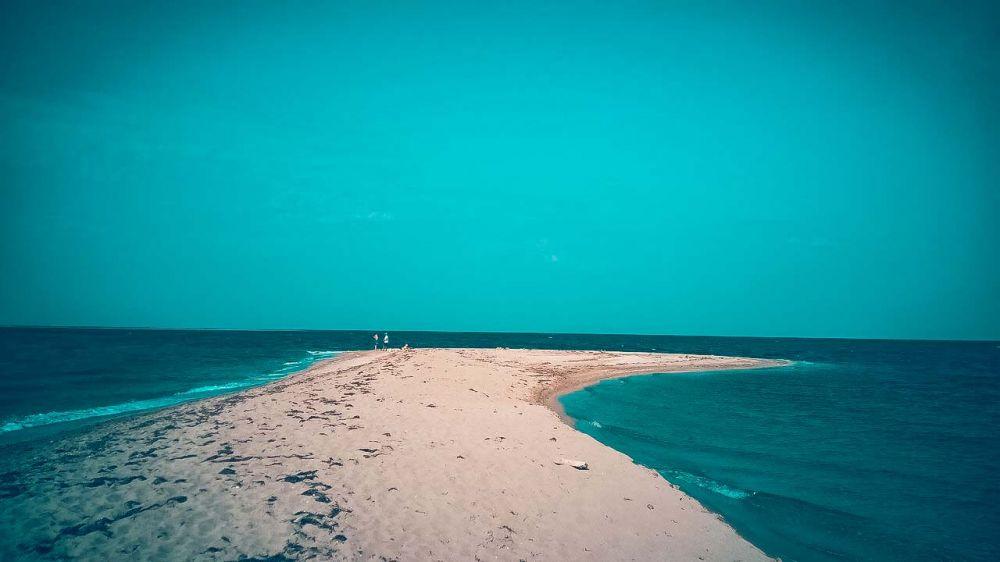 Роснедра отозвали лицензию на добычу песка на Бакальской косе