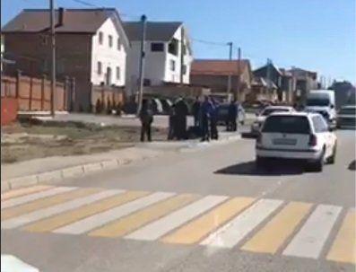 В Симферополе сбили двух пешеходов,