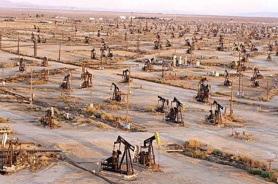 Большая нефтяная война