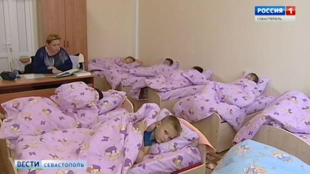 Детские сады Севастополя перешли на режим свободного посещения