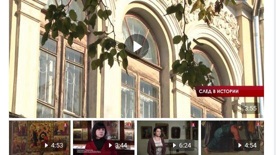 С историей и коллекцией Симферопольского художественного музея знакомит цикл телепередач