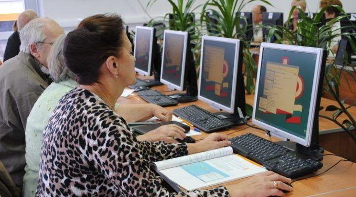 В Севастополе проведение курсов компьютерной грамотности для старшего поколения переносят