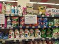 Супермаркет перестал продавать моющие средства якобы по указу Развожаева