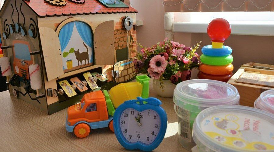 Дежурные группы заработают в детских садах Симферополя