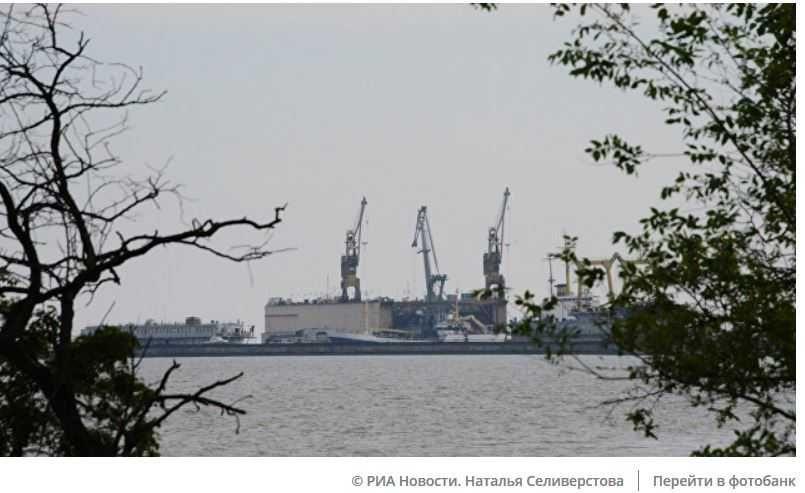 На Украине предлагают создать базу НАТО в Мариуполе