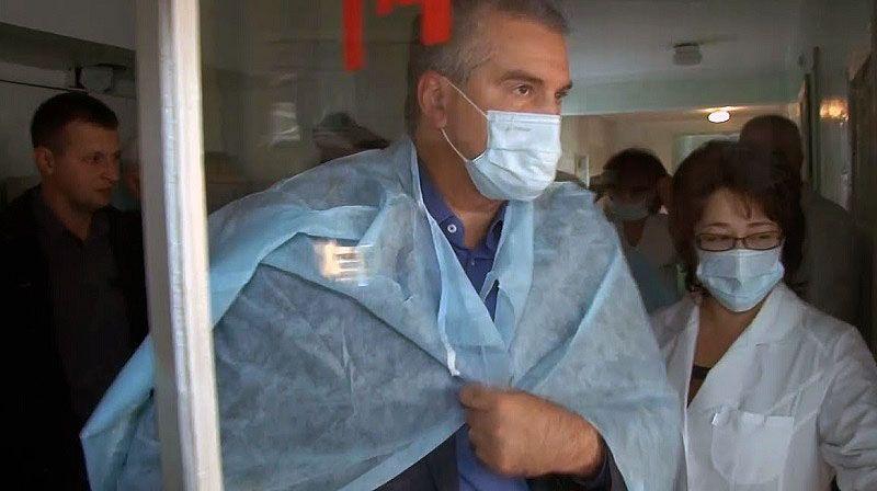 «Верхушку» Крыма будут проверять на коронавирус еженедельно