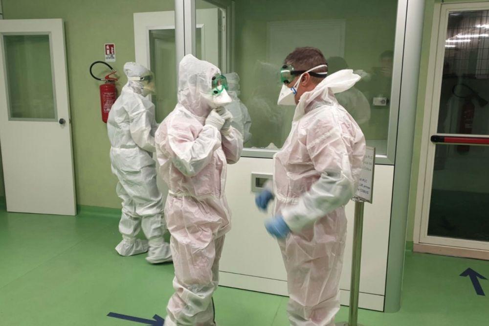 В Евпатории запущен обсерватор для заболевших коронавирусом