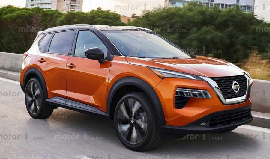 В сети появились изображения нового Nissan Qashqai