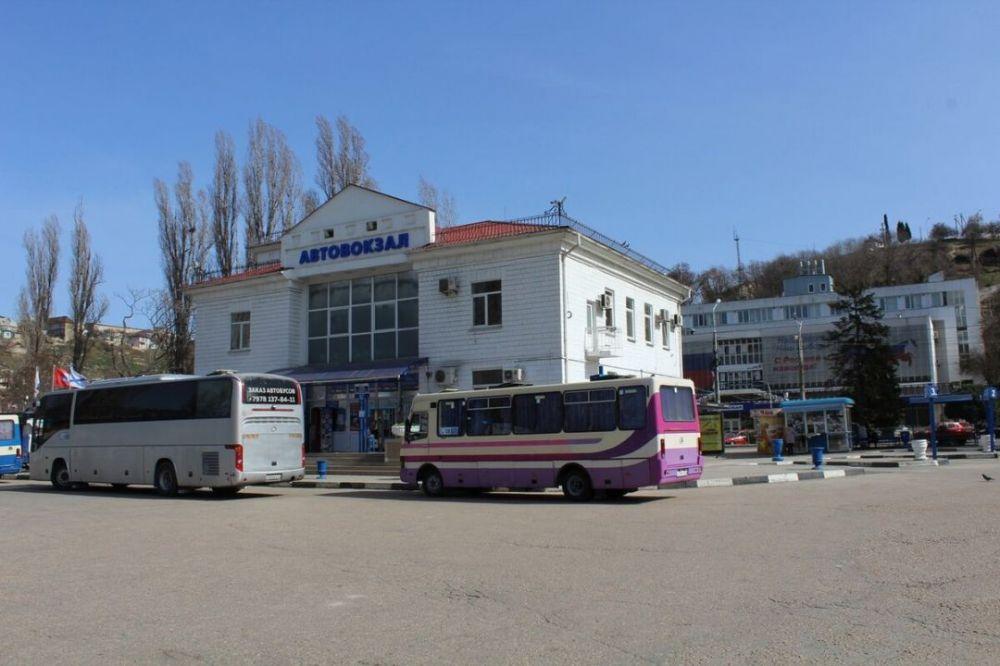 Автовокзал Севастополя приостанавливает работу