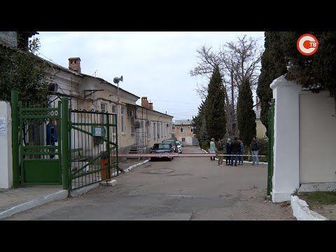 Инфекционная больница Севастополя обеспечена всеми средствами индивидуальной защиты (СЮЖЕТ)