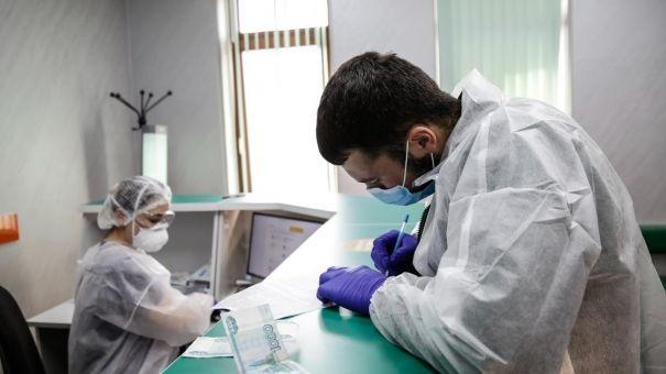 В Крыму частная лаборатория начала делать тесты на коронавирус