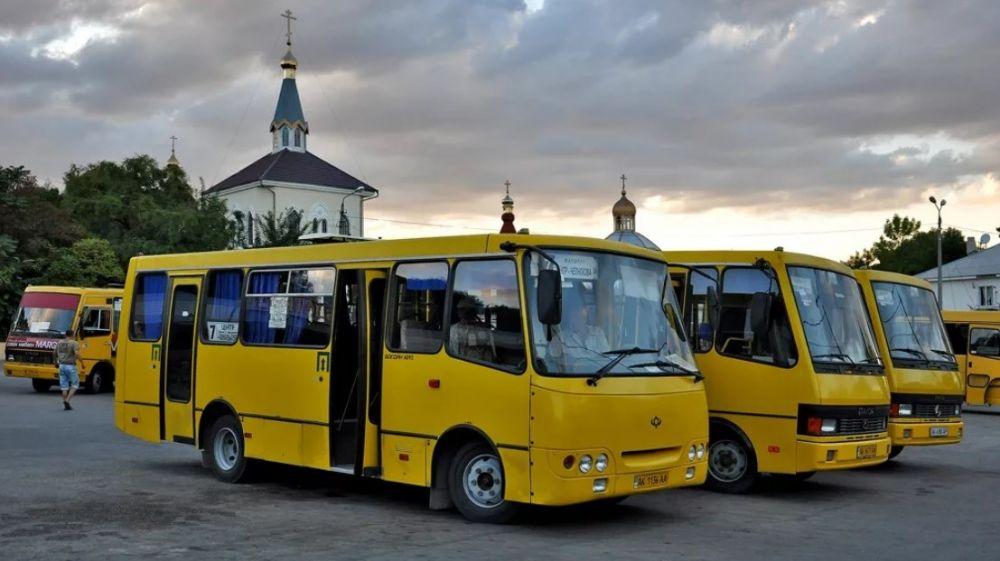 Внимание! Изменение графика движения общественного транспорта