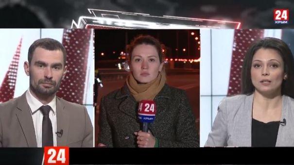 Пропускной режим на Крымском мосту будет установлен в полночь 2 апреля
