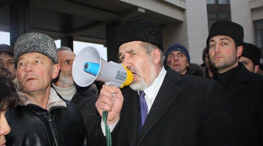 Массовые беспорядки в 2014 году стали пиком преступной деятельности Чубарова – Аксёнов