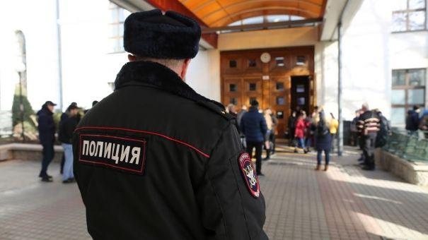 В Крыму четверо мужчин избили полицейского