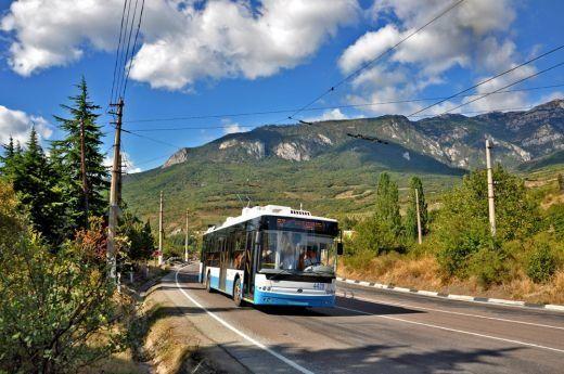 Симферополь и Крым: как будет ходить транспорт со 2 апреля