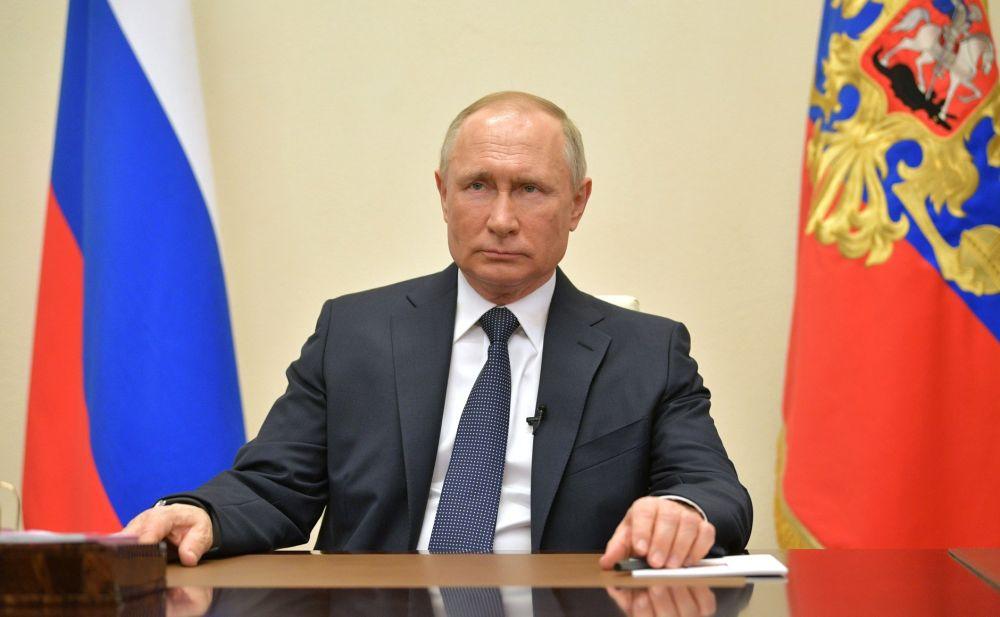Полный текст обращения Владимира Путина к россиянам 2 апреля 2020 г.