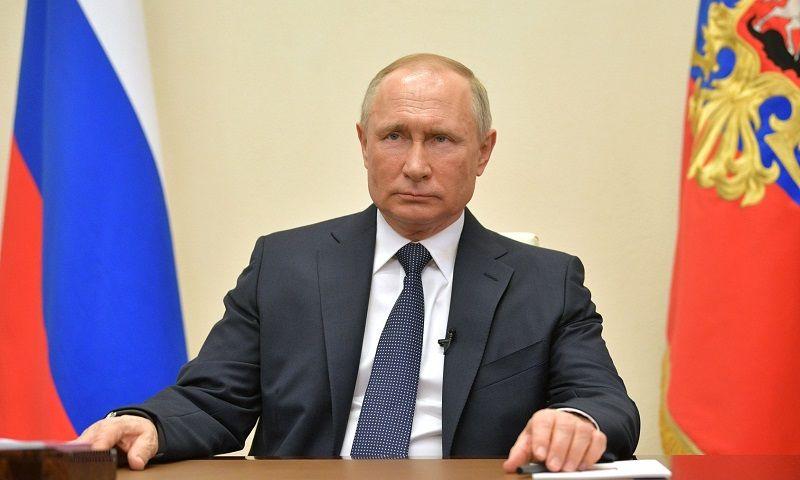 Обращение Президента к гражданам России – главное. Вынужденные выходные до конца апреля, что еще