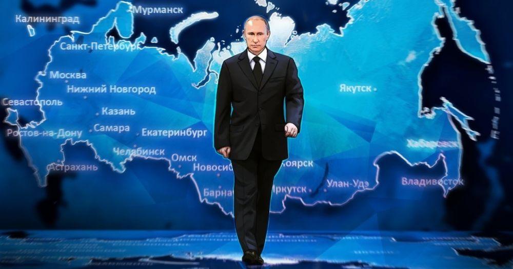 Путин: регионы сами выберут, какой режим ввести из-за COVID-19