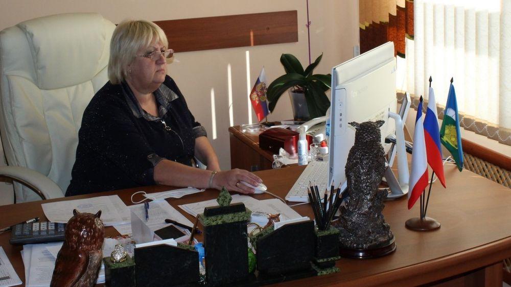 Руководители Белогорского района провели совещание с главами администраций муниципального образования в режиме видеоконференцсвязи