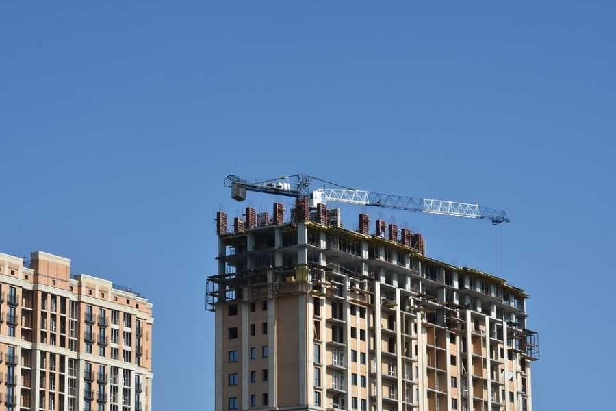 Половина введённых в 2019 году многоэтажек Севастополя построена по «украинским» разрешениям