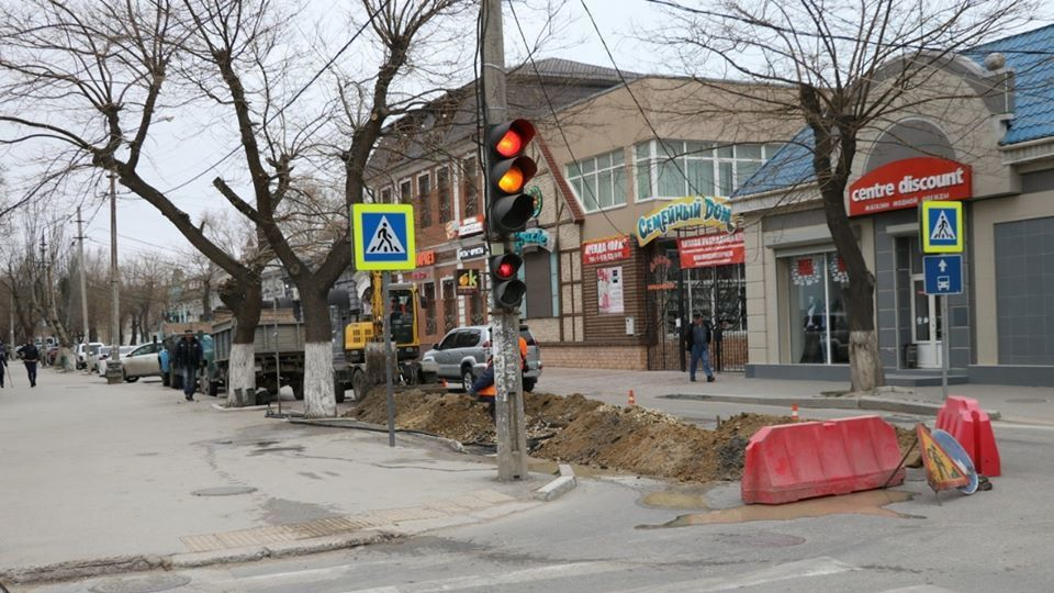 На одной из улиц Феодосии запретят движение автомобилей