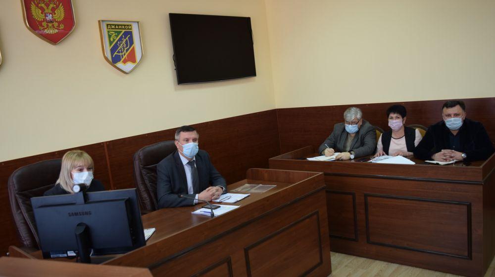 Ежедневное заседание оперативного штаба: на особом контроле – состояние общественной безопасности