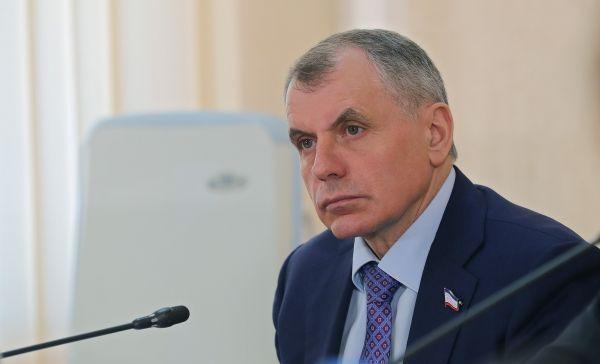 Депутаты крымского парламента перейдут на удаленную работу, - В. Константинов