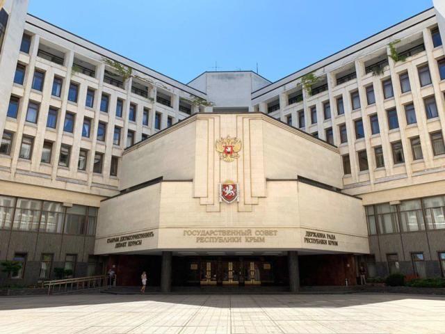 Впервые в истории крымского парламентаризма депутаты будут работать удалённо, — Константинов