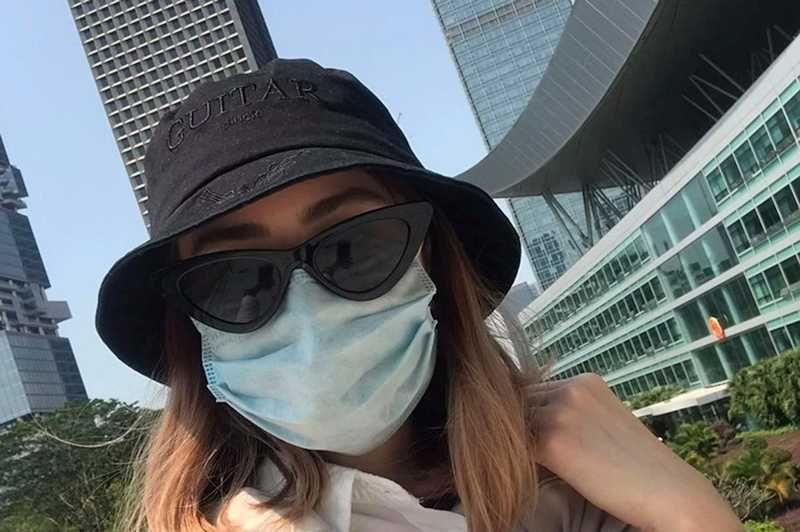 Крымчанка рассказала, как пережили коронавирус в Китае