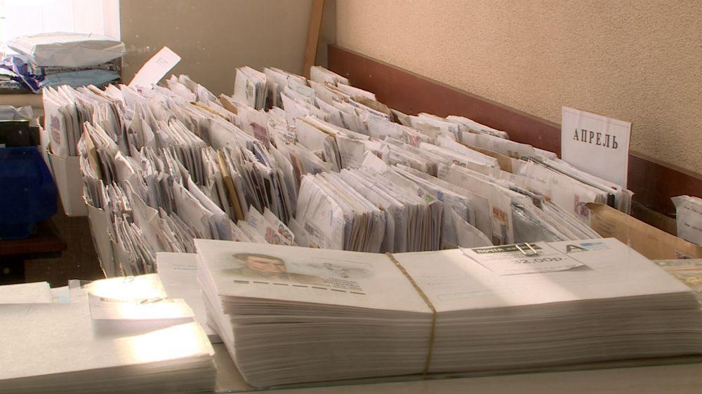 Севастопольский почтамт не оставит горожан без писем и газет