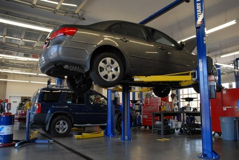 В 30 российских регионах разрешили ремонт автомобилей в нерабочие дни