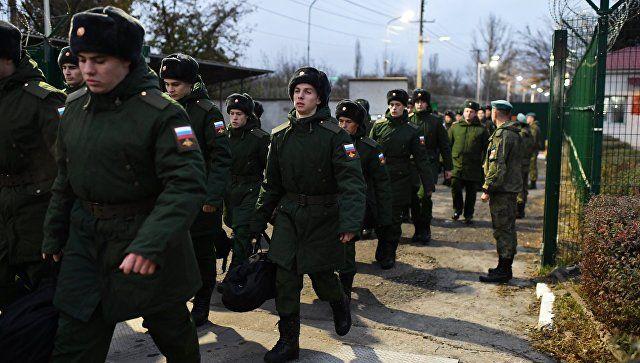 Киев не станет преследовать крымчан за службу в российской армии