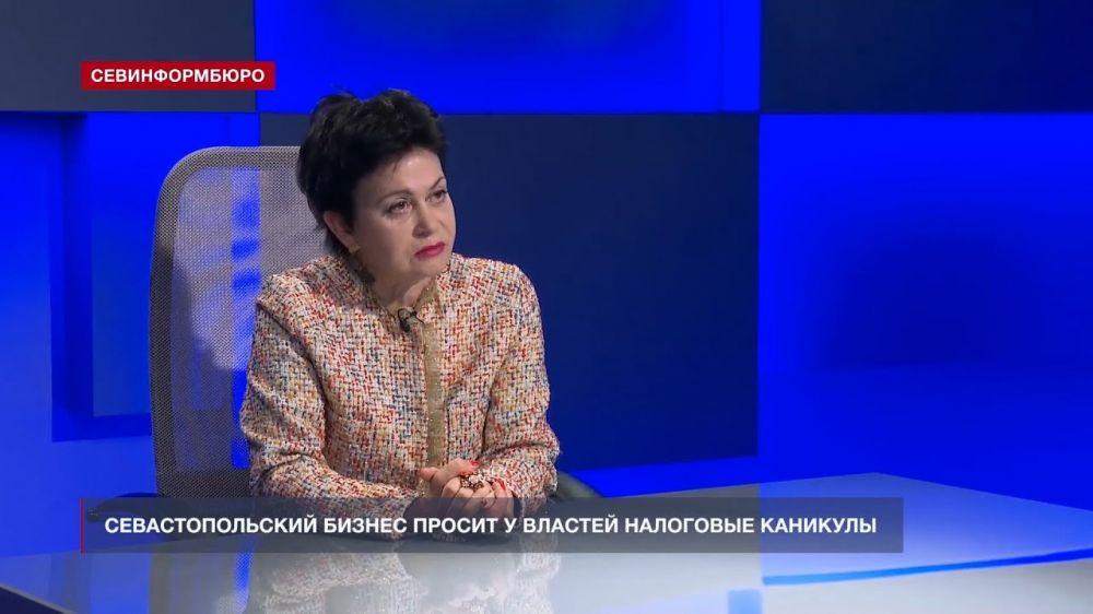 Севастопольский бизнес просит у властей налоговые каникулы
