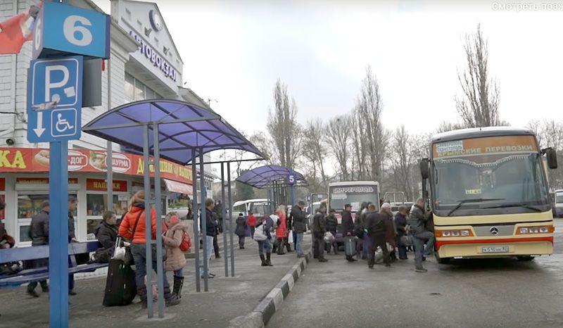 С завтрашнего дня севастопольский автовокзал восстанавливает работу