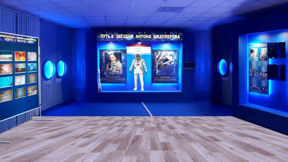 В Севастополе откроется выставка «Наш космонавт», посвященная Антону Шкаплерову